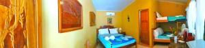 Poolside Deluxe Room Cabinas Jimenez