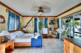 Private Bungalow Accommodation at Cabinas Jimenez in Puerto Jimenez Hotel
