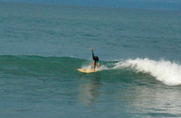 Surf Classes through Cabinas Jimenez